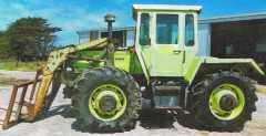 Tractor for sale SA Mercedes Benz 1100 Tractor