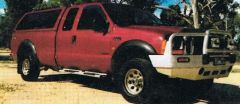 2002 Ford F250 Turbo Ute for sale NSW