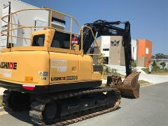 2007 Lishide SC130-8 Excavator for sale Gold Coast Qld