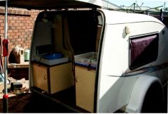 2 berth camper trailer for sale Qld Brighton