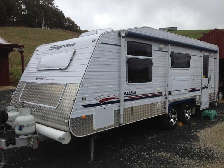 Caravan for sale TAS Supreme 2060 Executive Caravan
