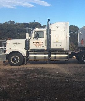 2006 Western Star 560 detroit Truck for sale Kimba SA