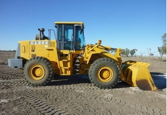 2009 Loader CL956 Earthmoving Equipment for sale NSW