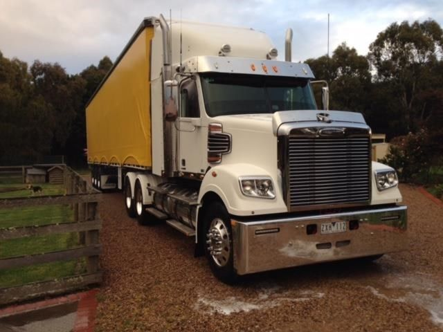 2013 Freightliner Coronado 114 Prime Mover Truck for sale Romsey Vic
