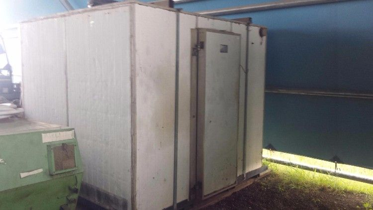 Cold Room 2.4 x 2.4 and 2.1 High Plant and Equipment for sale QLD