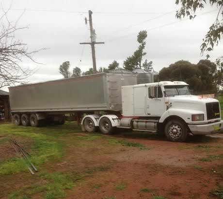 Hercules 36ft Alloy Tipper Trailer for sale NSW
