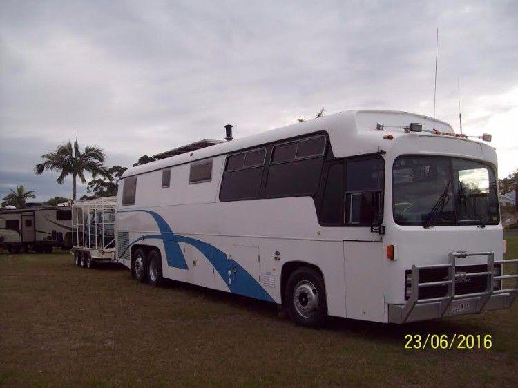 1979 Domino DC122 Tourmaster Motorhome For Sale QLD Bribie Island