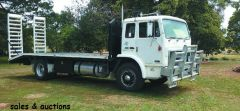 1988 International Acco Beaver Tail Truck for sale NSW Oberon
