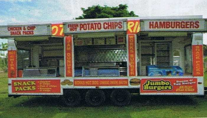 Used Mobile Business Trucks For Sale Buy Mobile Businesses For Sale  Business for sale QLD Mobile Fast Food Van & Truck in Burpengary Qld ...