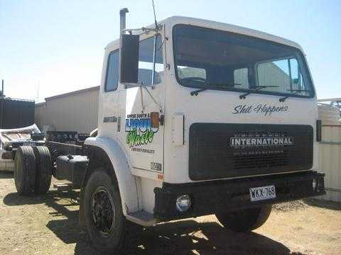 Trucks for sale SA International Acco 1850D Truck