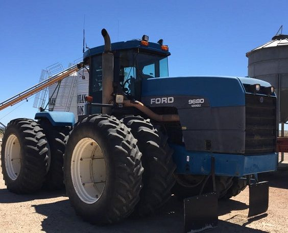 New Holland 9680 Tractor for sale Newdegate WA
