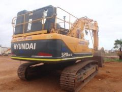 2011 Hyundai R320LC-9 Excavator for sale WA Karratha