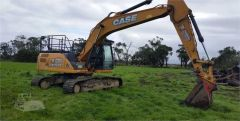 2014 Case 20X210C Excavator for sale Longwarry Vic