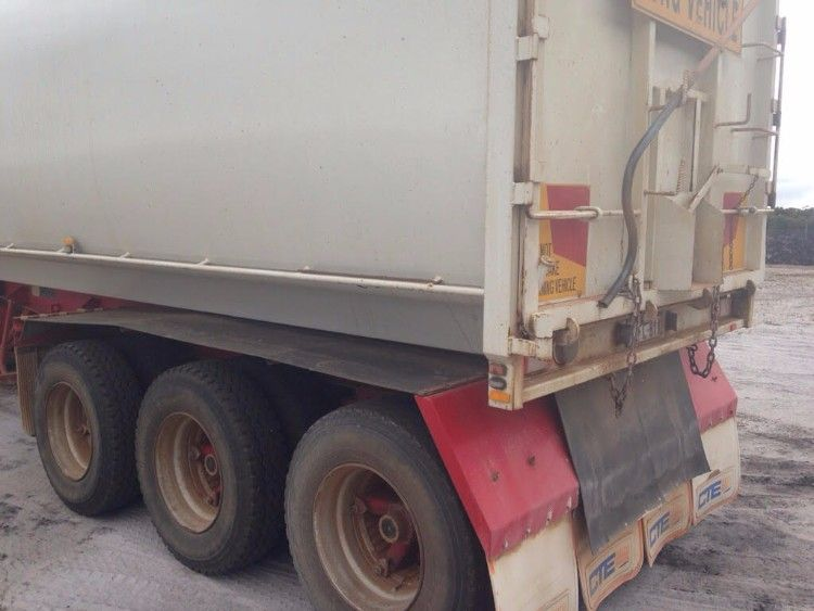 Roadwest Grain Tipper Trailers Roadwest Dolly Trailer for sale WA