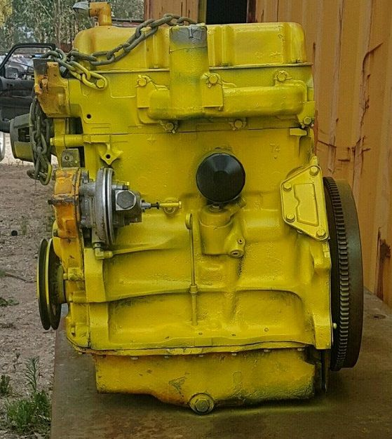Ford Fully Reconditioned engine for sale Leonay NSW