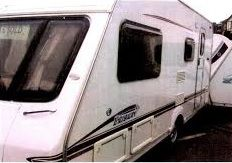 2006 Swift Eriskay caravan for sale QLD