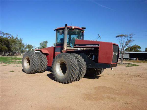 Case IH 9270 FWD Tractor for sale Bruce Rock WA