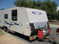 Brilliant  Coromal Caravans Cannington  Cannington Western Australia Australia