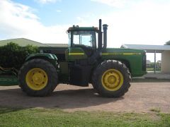 John Deere 9400 1997 Tractor for sale Qld