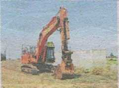 Excavators for sale Qld Hitachi ZX450 and Hitachi ZX600 in Blackwater