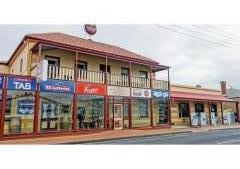 ACCOMMODATION & HOTEL BUSINESS @ PT MACDONNELL FOR SALE