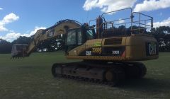 Cat 330D L Excavator for sale Esperance WA