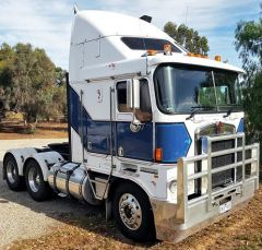 2005 Kenworth K104B Aerodyne prime Mover Truck for sale NSW Albury