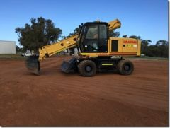 Gradall Excavator XL4300 111 Grader & Crane for sale York WA