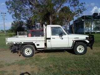 Cl Ified Utes For Sale Nsw 2000 Landcruiser Ute