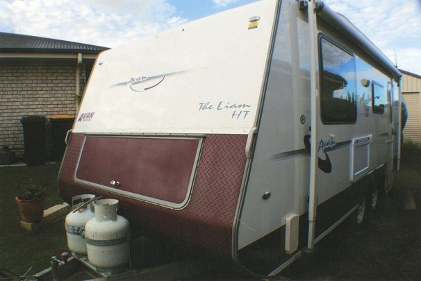 Innovative  Road Caravan For Sale QLD Gladstone  Caravan Sales And Auctions QLD