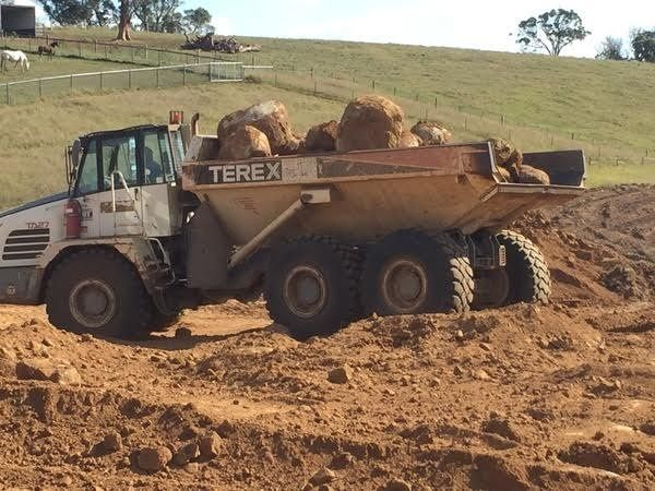 Terex TA27 Articulated Dump Truck for sale NSW