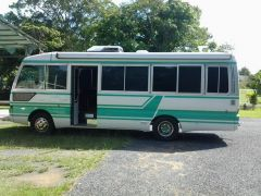 1989 Mitsubishi Fuso Motor-home for sale Qld
