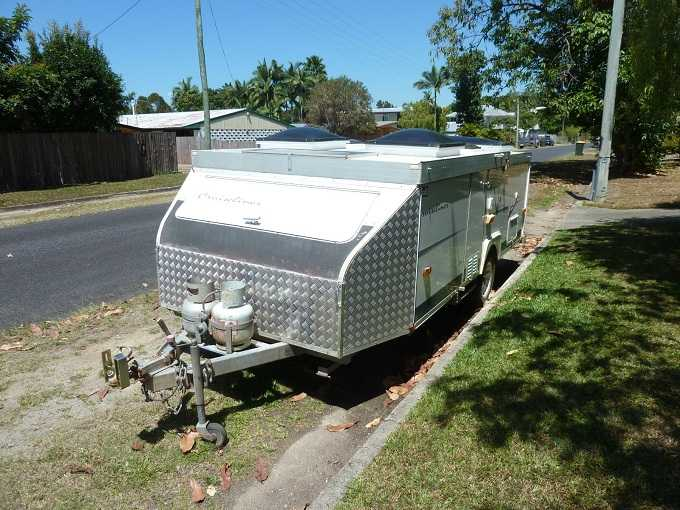 Lastest Caravan For Sale QLD Mooroobool Compass Limited Edition Poptop Caravan