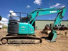 Excavator for sale NSW Kobelco 23.5 Tonne Excavator