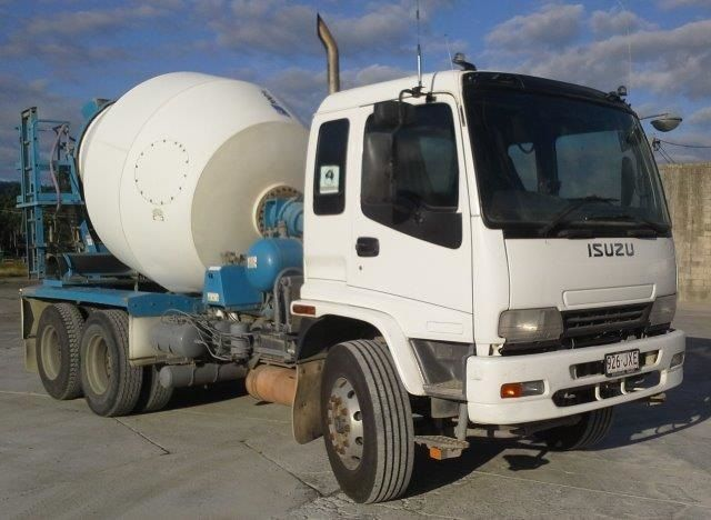 c237322810 CONCRETE TRUCK WITH CONTRACT Business For sale ROCKHAMPTON