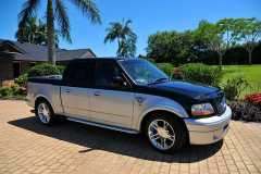 FORD F150 Harley Davidson 100th Year Anniversary Ute for sale Qld Forest Glen