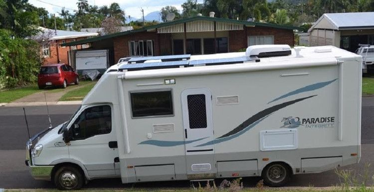 Luxury Motorhome For Sale QLD Toyota Hiace Motorhome For Sale QLD Toyota