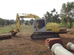 Sumitomo SH120-2 Excavator Earthmoving Equipment for sale WA