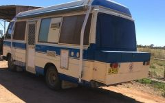 1984 Mazda T3000 Motor home for sale Koraleigh NSW