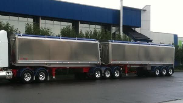 Lusty EMS 25m B Double Trailers for sale Vic