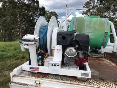 Quick Spray Unit 9SBE Farm Machinery for sale Metford NSW : Farm