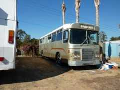 Motorhome for sale QLD Bedford Motorhome