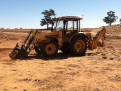 Eastwind 65 HP Tractor for sale NSW Denliquin