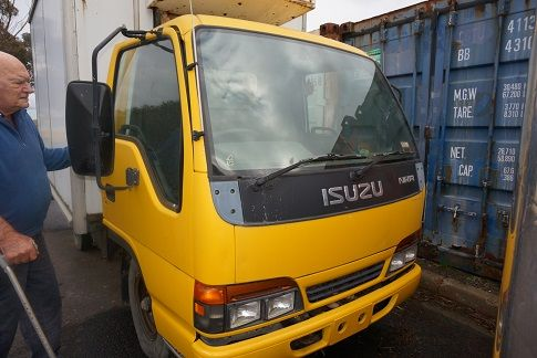 Isuzu NKR 200 Chiller Van for sale VIC Melbourne