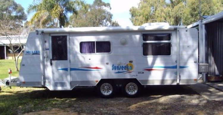 Caravan Sales and Auctions WA