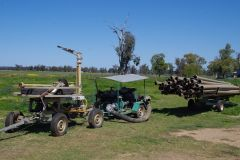 1 Southern Cross 2 x 250 Irrigator Farm Machinery for sale NSW North West
