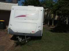 Caravan for sale QLD Jayco Sterling Caravan