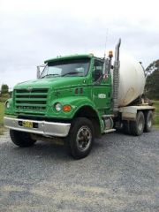 3 x 2002 Sterling LT7500 Agitator Concrete Trucks for sale NSW $40,000 EACH