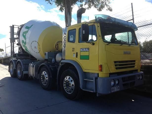 2012 (T221) Iveco Acco 2350G Cab Chassis truck for sale QLD