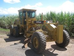 1986 Caterpillar 12G Grader Earth-moving Equipment for sale Qld